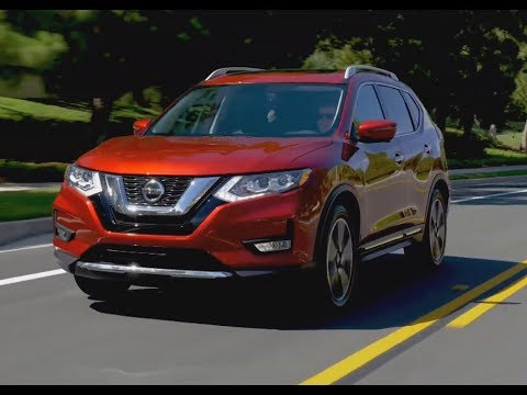 2020 Nissan Rogue - New Cosmetic and Safety Upgrades !