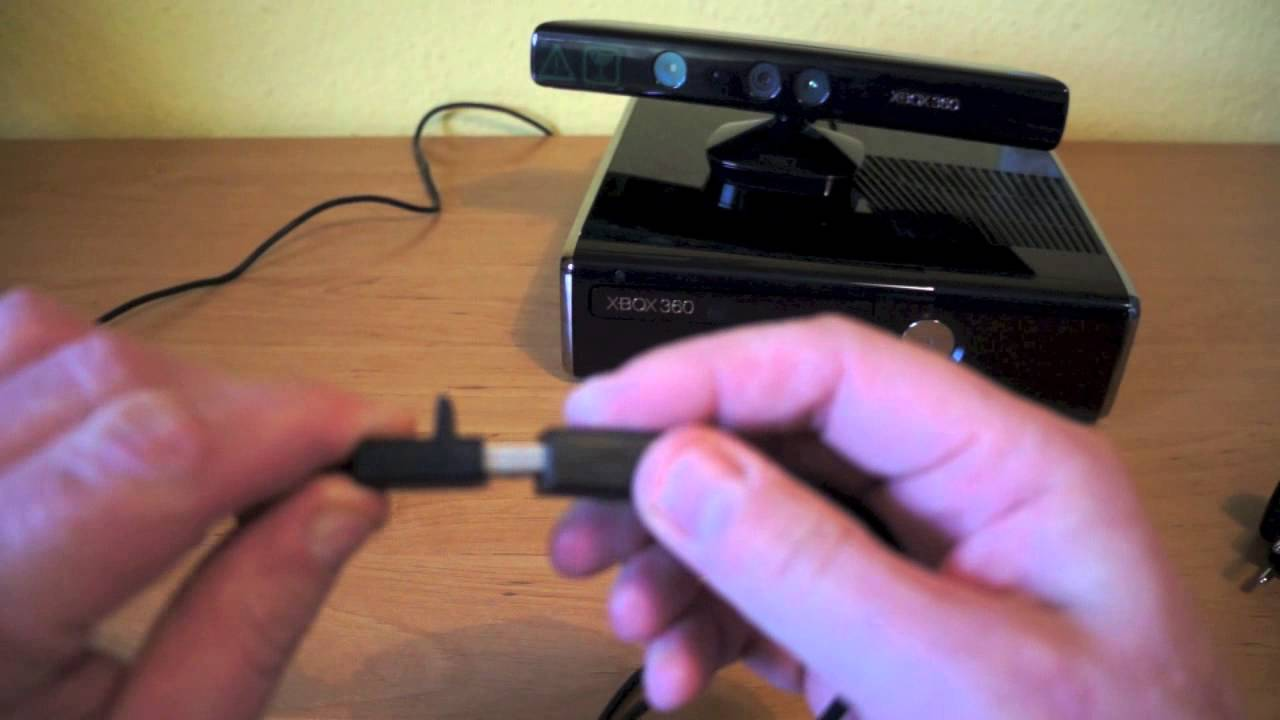 Set up Kinect for Xbox 360