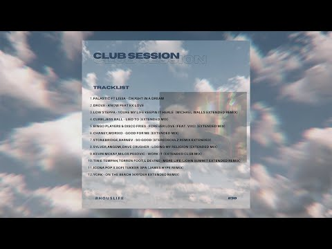 Club Session #30 – (Hosted By Evan Virgan)