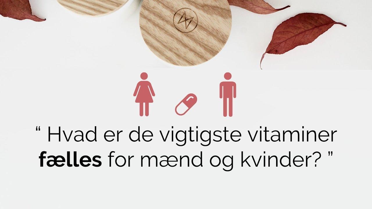 d vitamin behov