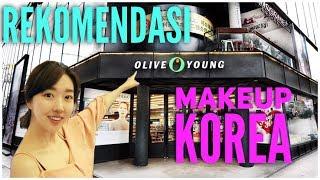 REKOMENDASI MAKEUP DI OLIVE YOUNG KOREA! | Sunnydahyein