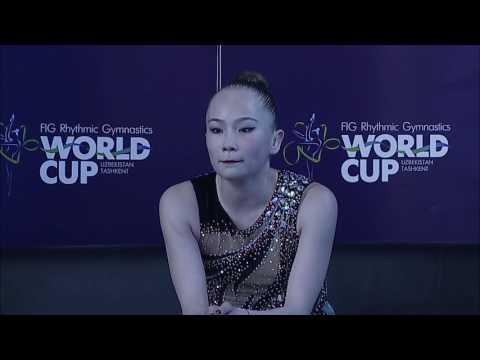2017 Tashkent Rhythmic World Cup - Event Finals