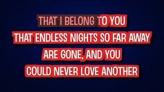 Caro Emerald - I Belong To You (Karaoke Version)