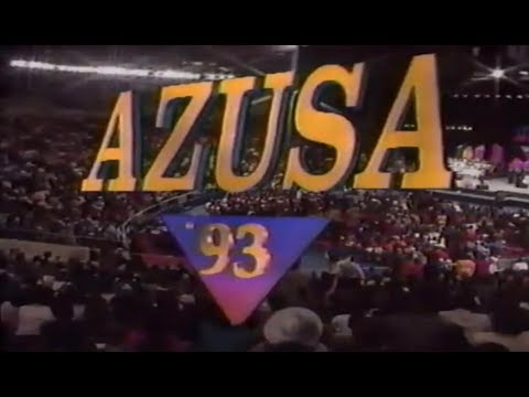 Carlton Pearson - The Music Of Azusa 93