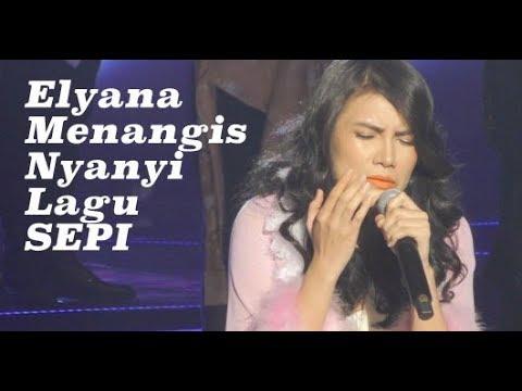 Tak Sangka Elyana Menangis Luah Derita Sakit Kanser Nyanyi Lagu SEPI