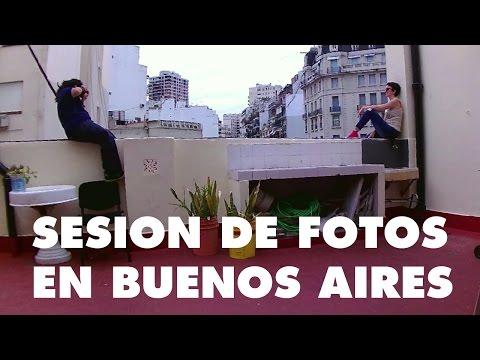 SESION DE FOTOS EN BUENOS AIRES - Vlog semanal 14