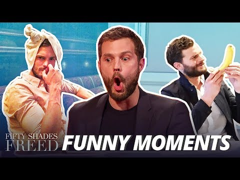 """Jamie Dornan """"Great Storyteller"""" - Cute and Funny Momments"""