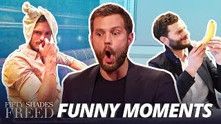 "Jamie Dornan ""Great Storyteller"" - Cute and Funny Momments"
