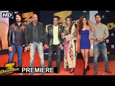 Salman's Dabangg 3 Full Movie Premiere HD Special Screening