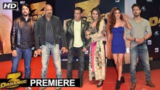 Salman's Dabangg 3 Full Movie Premiere HD Special Screening   Saiee, Kichcha, Sonakshi   UNCUT