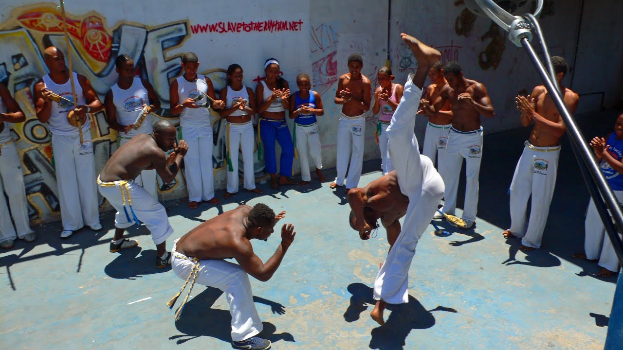 Image result for Capoeira