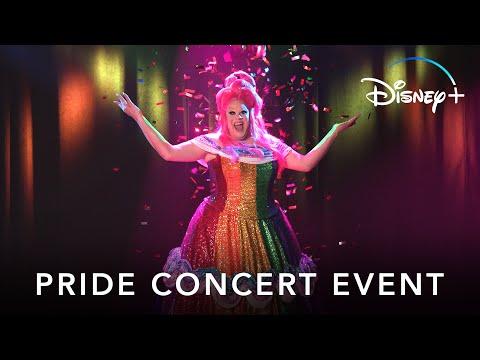 Download Disney+ 'This Is Me' Pride Celebration Spectacular