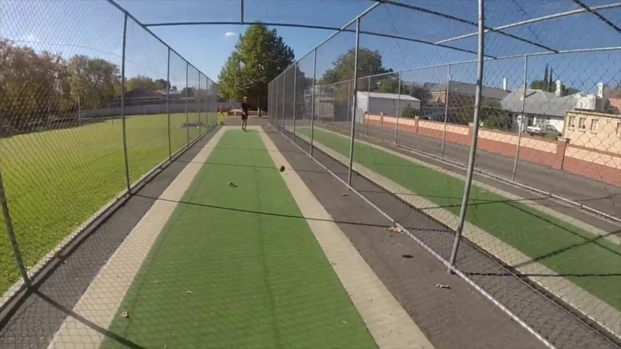 Exceptionnel Backyard Cricket Drills And Nets