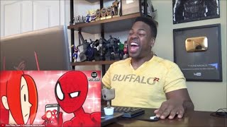 SPIDER-MAN'S PICKUP LINES - REACTION!