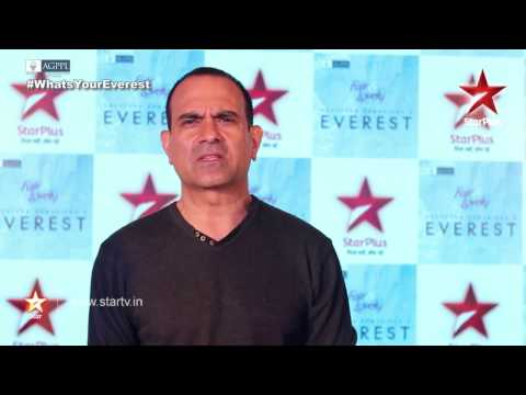 Manish Choudhary talks about his character Jagat Singh Rawat in EVEREST