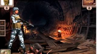 Метро 2033 Серая крыса переход Тургеневская Китай город