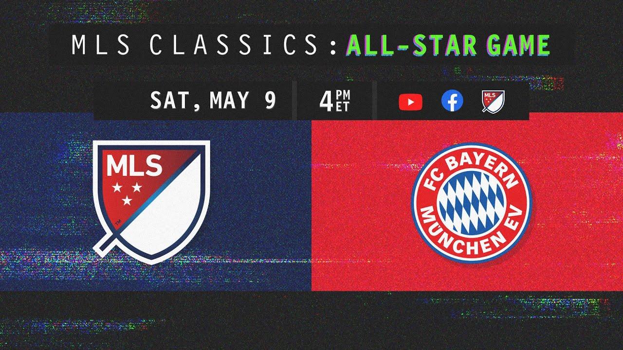 MLS All-Stars vs Bayern Munich | Lewandowski vs Thierry Henry | 2014 MLS Full Match