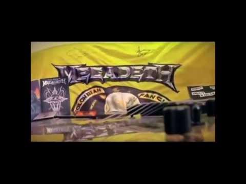 Megadeth Colombian Fan Club President's Mega Collection Thumbnail image