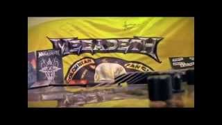 Megadeth Colombian Fan Club President's Mega Collection