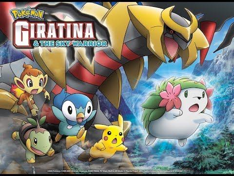 Pokémon The Movie 11 | Giratina Và Shaymin - Đoá Hoa Của Bầu Trời | Teaser | DreamsTV - 2018