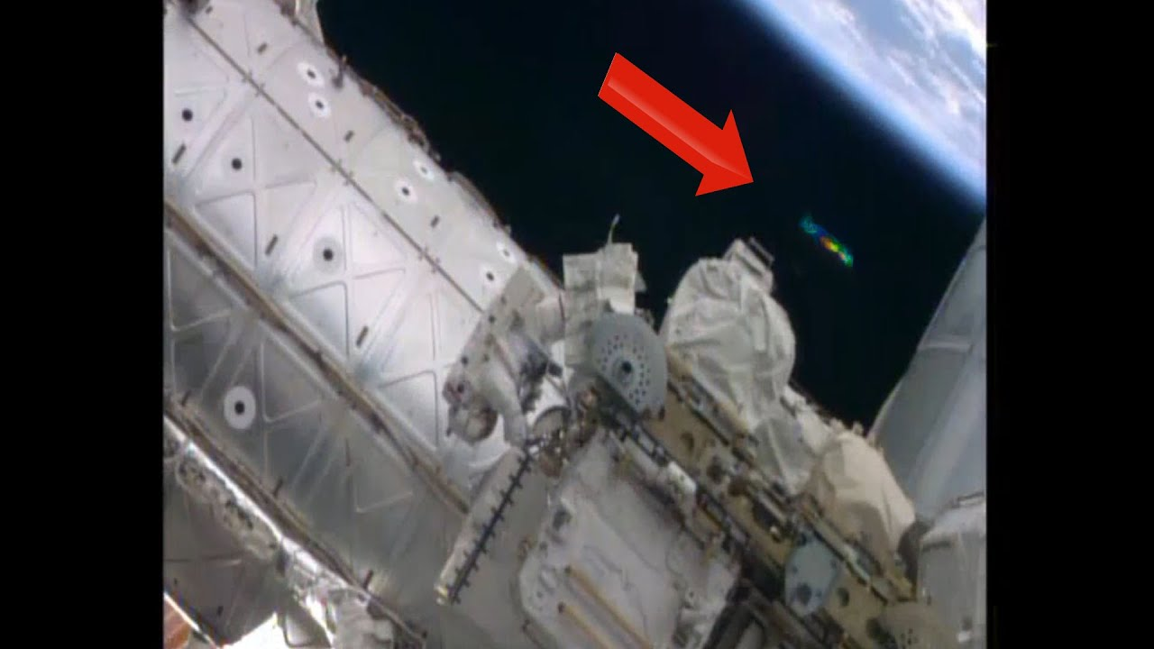 WOW!! UFO Sightings UFOs Visit ISS During Space Walk! OCT