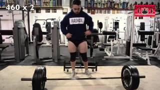 Hypertrophy Block Intro Week Cycle Two