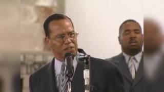 Minister Louis Farrakhan You've NEVER BEEN A CITIZEN! you're A SLAVE!