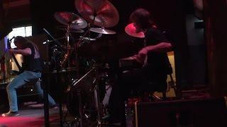 CANNIBE live drummer cam mart_tp @ purulent death fest /circolo svolta/rozzano 21.03.15