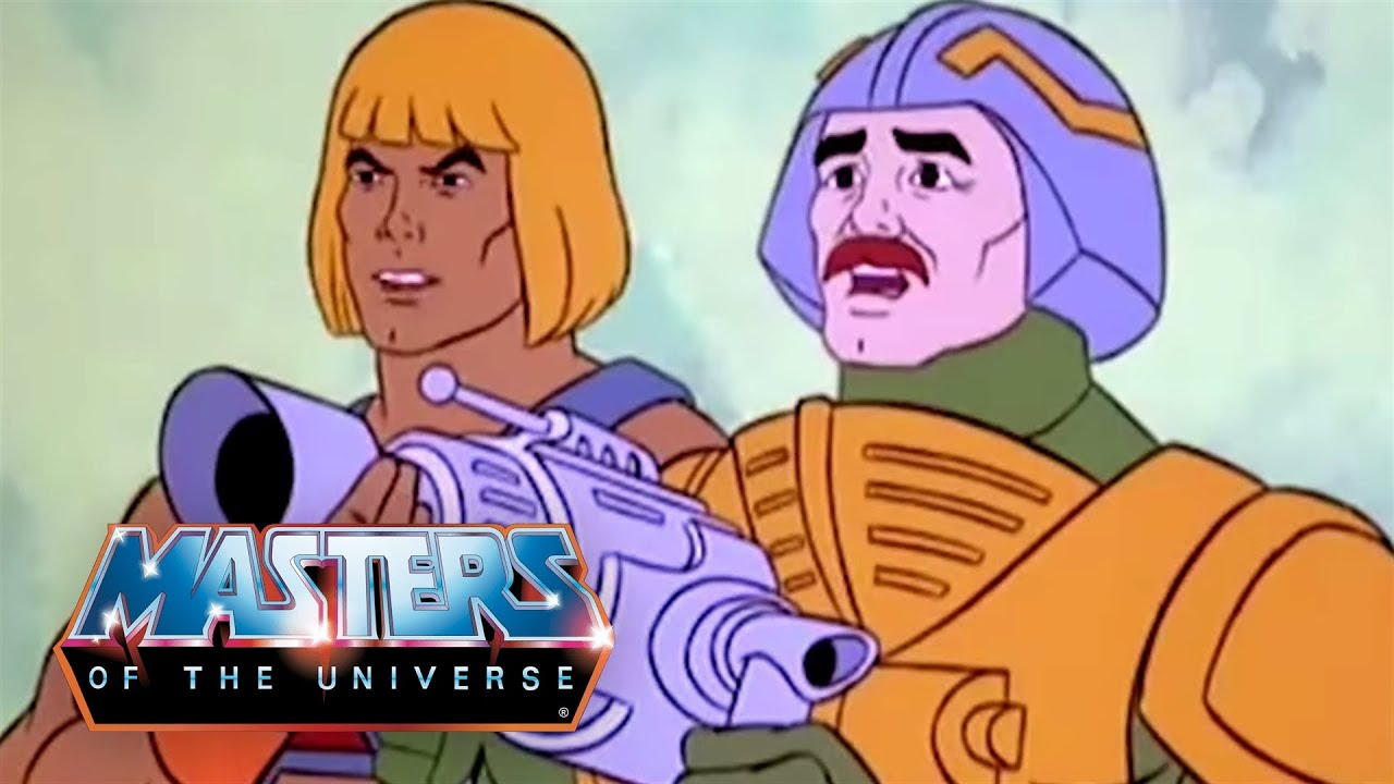 1 HOUR COMPILATION! | He Man Official | He Man Full Episode | Videos For Kids