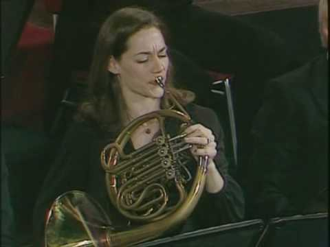 Mahler's 4th Symphony, Horn solo