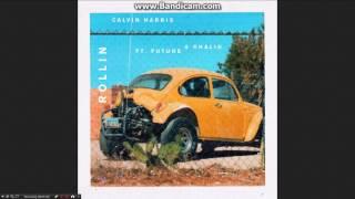 Calvin Harris - Rollin (Instrumental) ft. Future & Khalid