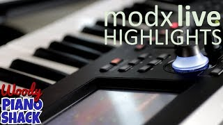 Yamaha MODX -  Legendary electric piano and organ sounds