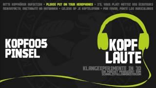 Kopflaute KOPF005 Pinsel - Brush [ASMR Holophonic 3D-Sound]