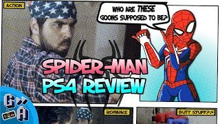 Spider-Man PlayStation 4 Review - Game Away