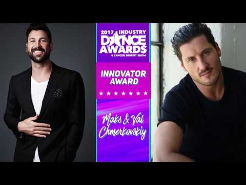 Innovator Awards goes to... Maks & Val Chmerkovskiy