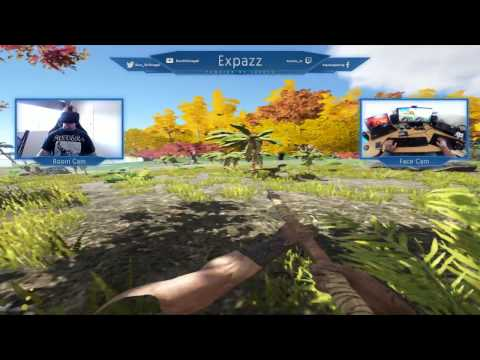 Ark: Survival Evolved with the HTC Vive