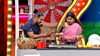 Komady Circus Sudheer Reshmi Skit