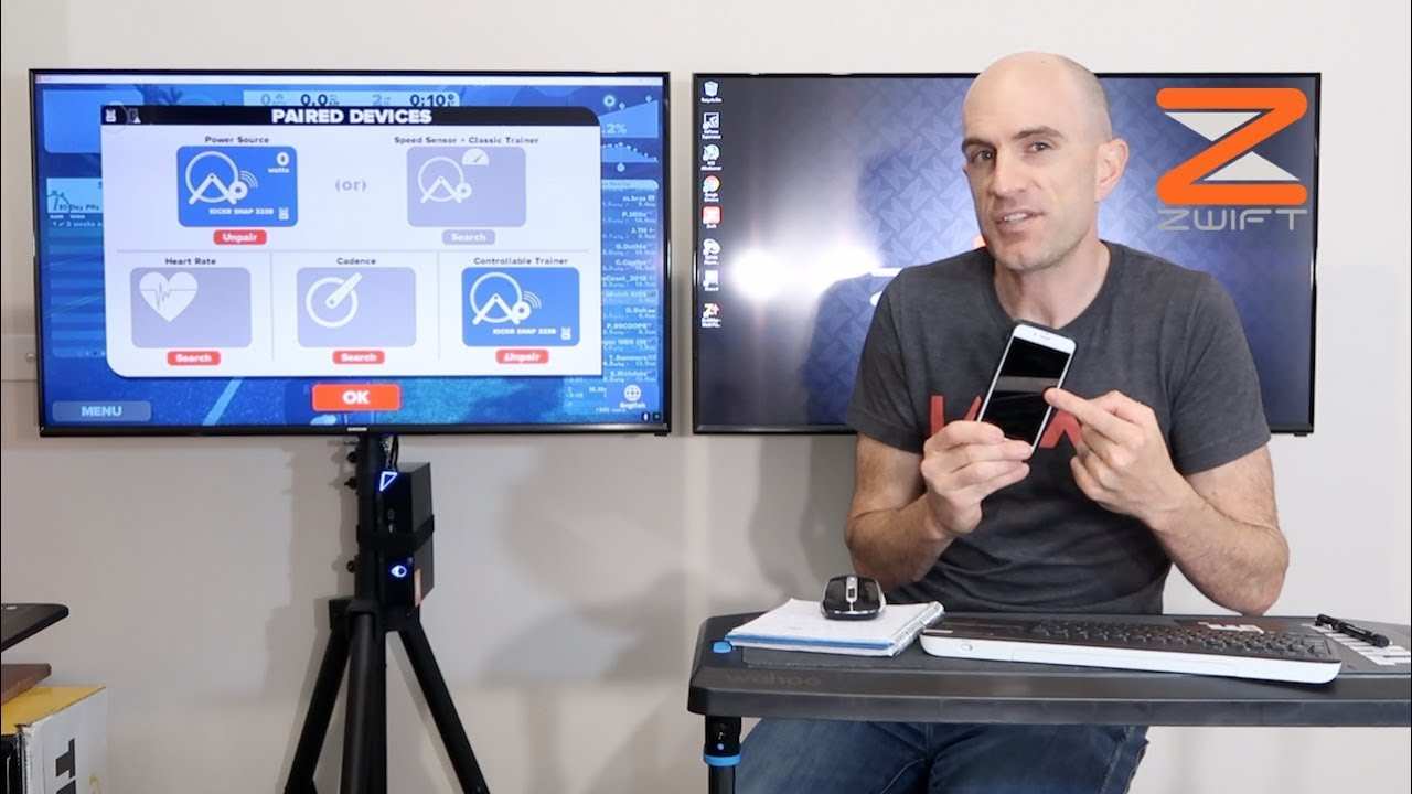 Swift Zwift Tip: In Game Smart Trainer Calibration