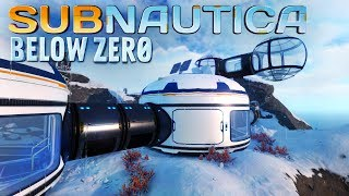 Subnautica Below Zero #09 | Mehrzweckraum und Pinguine | Gameplay German Deutsch thumbnail