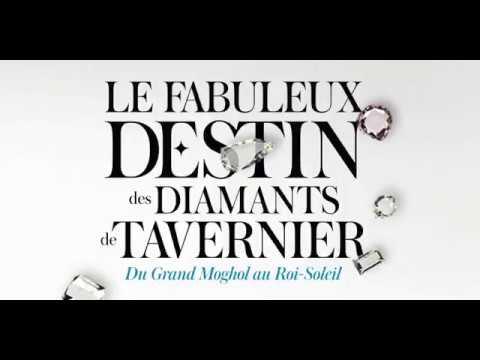 Exhibition à l'Ecole des Arts  Joaillers - The Fabulous Destiny of Tavernier's Diamonds