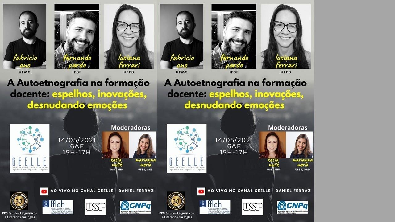 Download GEELLE 3o Ciclo de Palestras 14maio21