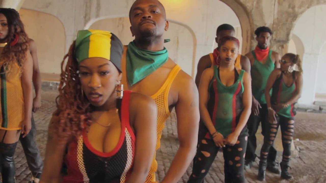 Afro-Dancehall Fusion (Choreography by Stacy Letrice)
