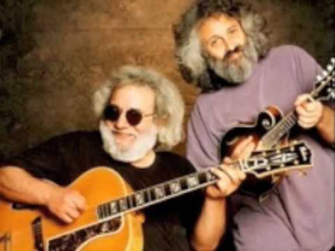 Jerry Garcia and David Grisman - Drink Up and Go Home  ( Studio)