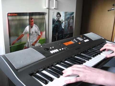 Aerosmith  Dream   piano