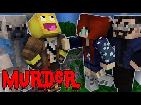 THE BAD OLD DAYS - Minecraft Murder Mystery