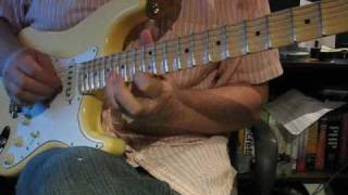 Guitar Lesson: Trilogy Suite lick 2 (Yngwie Malmsteen)