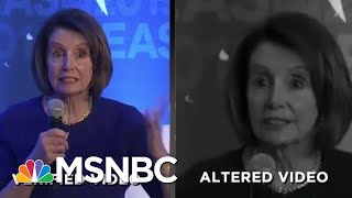 How To Spot Deceptively Edited Videos | All In | MSNBC