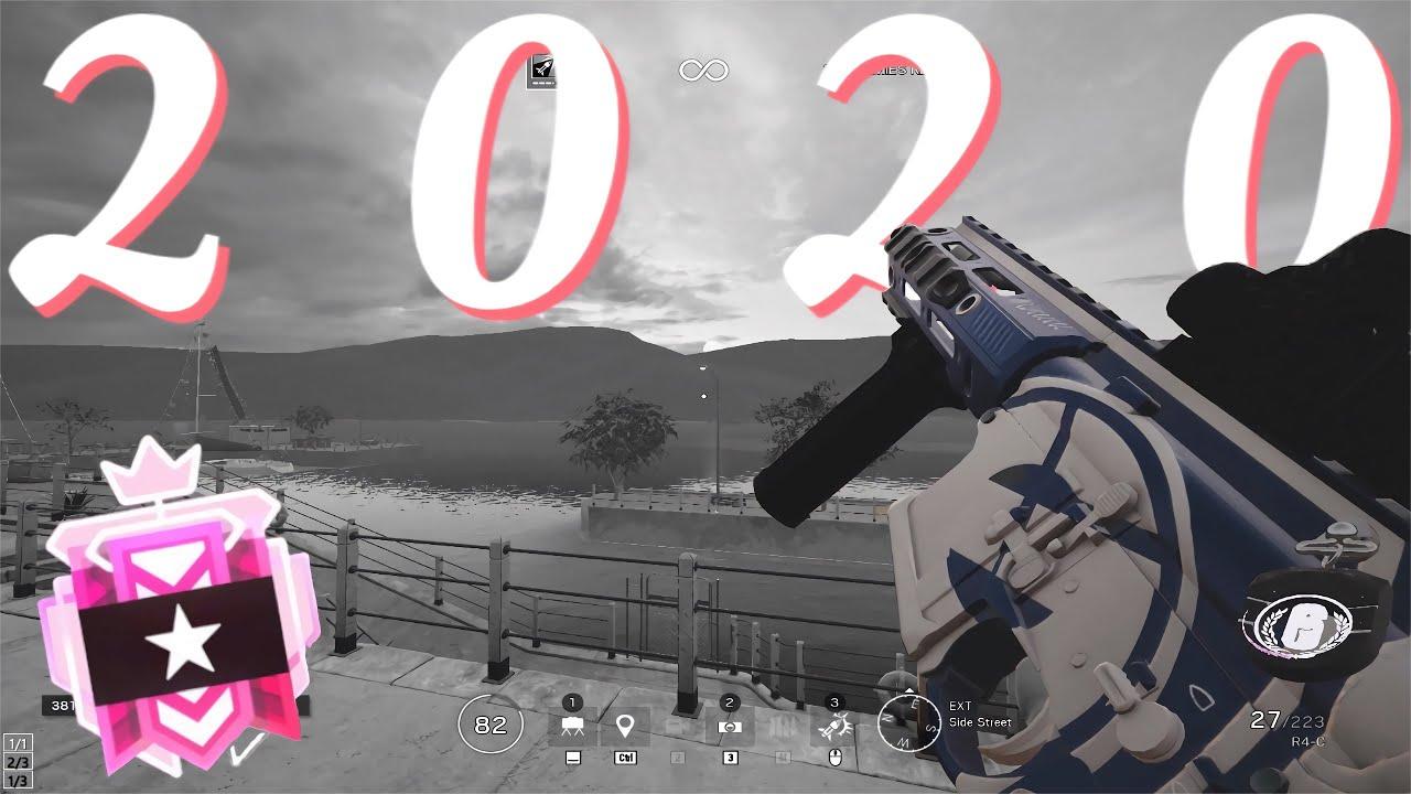 maou BEST OF 2020 montage  - Rainbow Six Siege