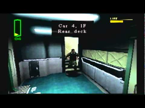 Ps1 Game: Covert Ops Nuclear Dawn Scenario A P29 |