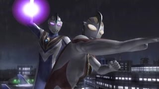 [Raidriar PS2]  Ultraman FER Story Mode #7
